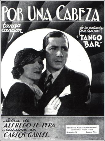 Танго Por Una Cabeza - (скачать бесплатно mp3)