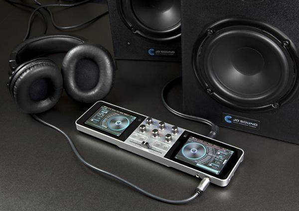 Портативный диджей пульт Portable DJ
