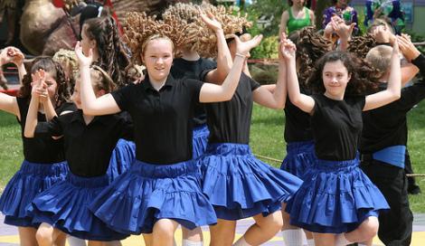 Ирландские танцы в 21 веке (фото, видео)