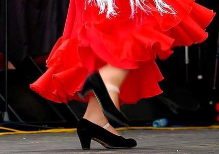 Онлайн-обучение фламенко. Урок восьмой. Выстукиваем дроби