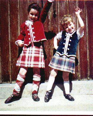Хайланд – вид традиционного шотландского танца (фото, видео)