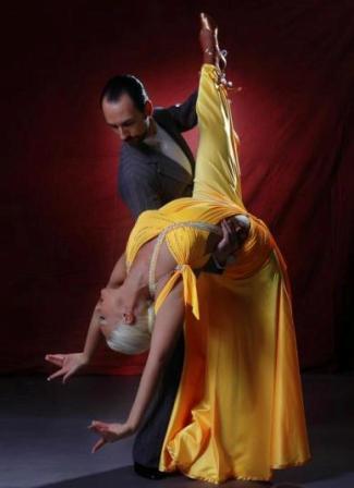 Танец-поддержка – яркий свободный танец