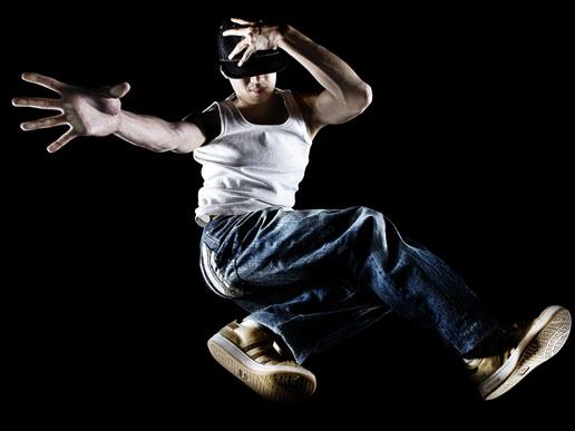 Хакка - танцы в стиле хардкор