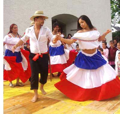 Меренге – удивительный танец, основанный на импровизации (фото, видео)