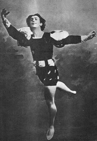 Гений танца – Вацлав Нижинский (фото)