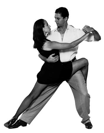 Делаем первые шаги в танго