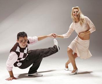 Танец буги-вуги в наше время (фото, видео)