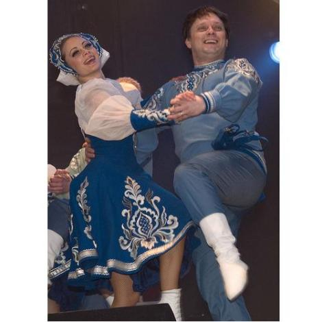 Танцевальные шаги русского танца (фото, видео)