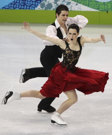 Спортивные танцы на льду – искусство и спорт в одном флаконе (фото, видео)