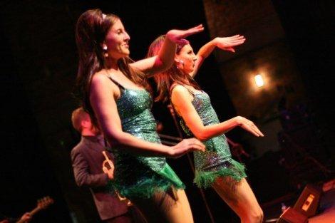 Обучение зажигательному танцу go-go. Урок первый. (видео)