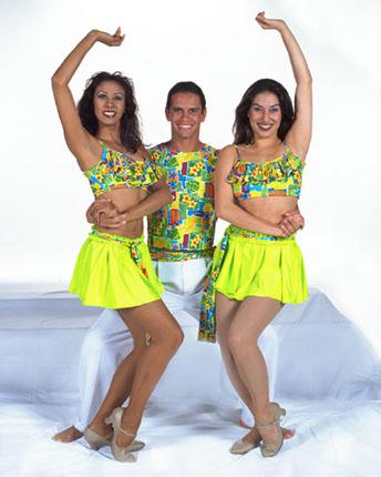 Ламбада – танец, знакомый с детства (фото, видео)