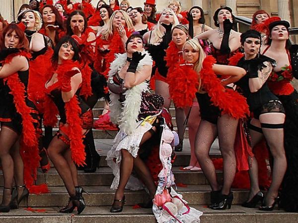 Эротические танцы  1tvru