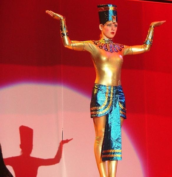 Египетские фольклорные танцы