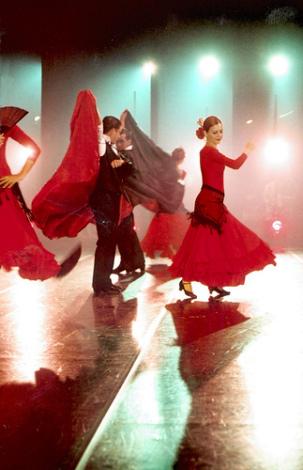 Танцы современной Испании (фото, видео)