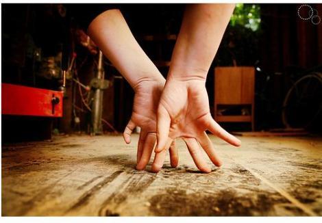 Учимся владеть своим телом. Руки и взгляд. Урок четвертый
