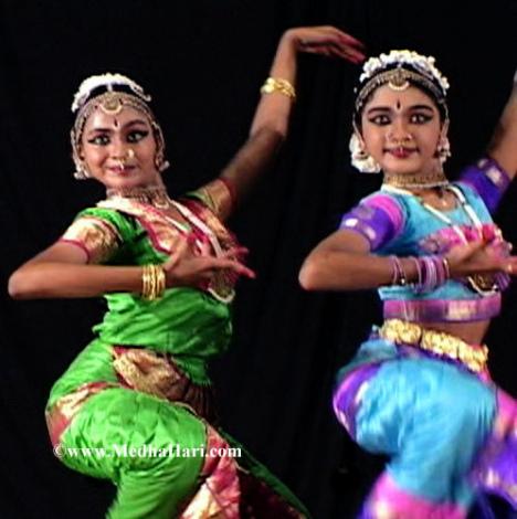 Индийские танцы как средство выражения внутреннего мира человека