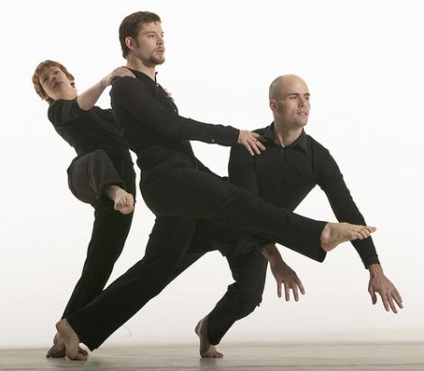 Свободный танец и его приверженцы (фото, видео)