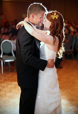 Медленный танец на свадьбу видео