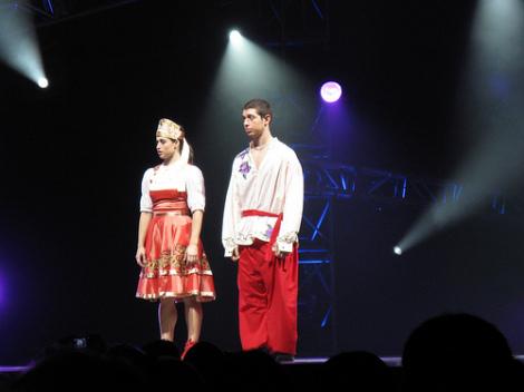 Русский народный танец. Основные элементы (фото, видео)