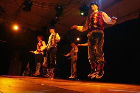 Фестиваль «Танцы улиц» в Тюмени (фото, видео)