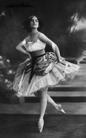 Великая русская балерина – Анна Павлова