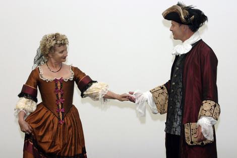 Менуэт – от королевских балов до современных танцплощадок.