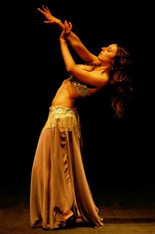 Фестиваль восточных танцев в Твери (фото, видео)