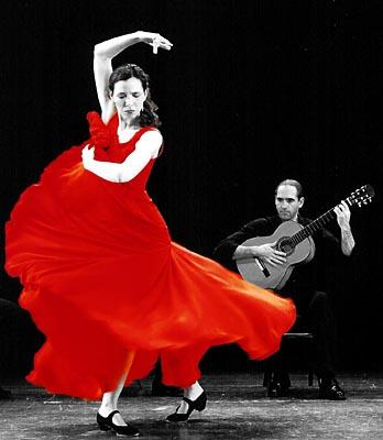 Фламенко – страстный андалусский танец (фото+видео)