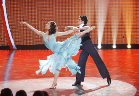 Вальс-бостон – американский медленный бальный танец (фото, видео)