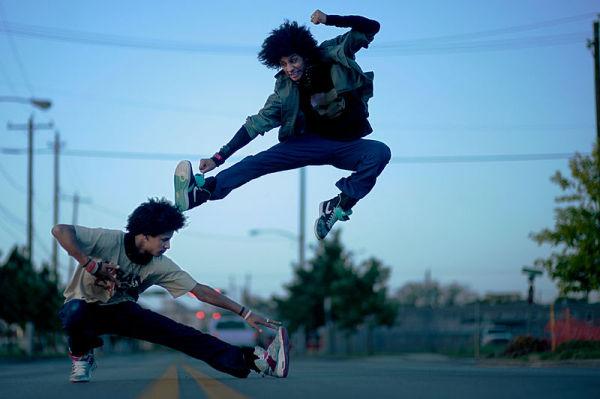 Les Twins - французские таланты