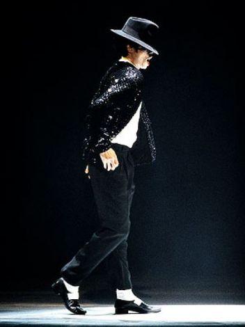 Легендарная лунная походка Майкла Джексона (фото, видео)