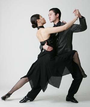 Комбинации движений в танго. Урок третий (фото, видео)