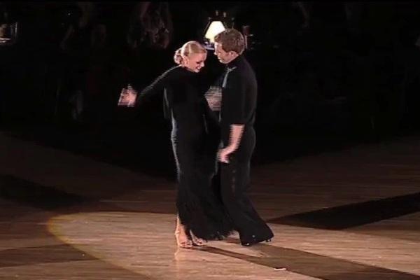 Звезда бальных танцев – Алан Торнсберг