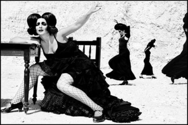 Алисия Маркес – звезда фламенко