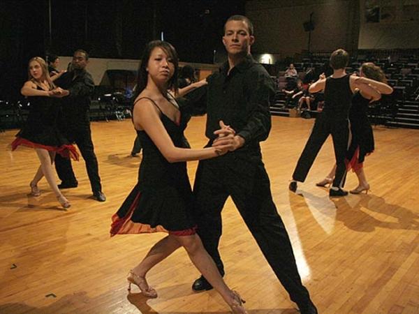 Как правильно выполнять поддержку в бальных танцах. Часть 2
