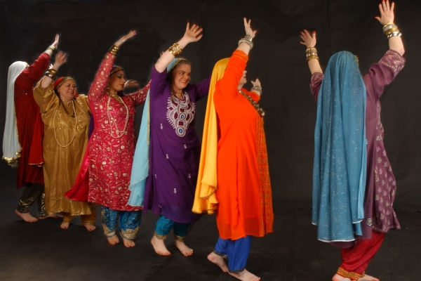Бандари – иранский танец живота