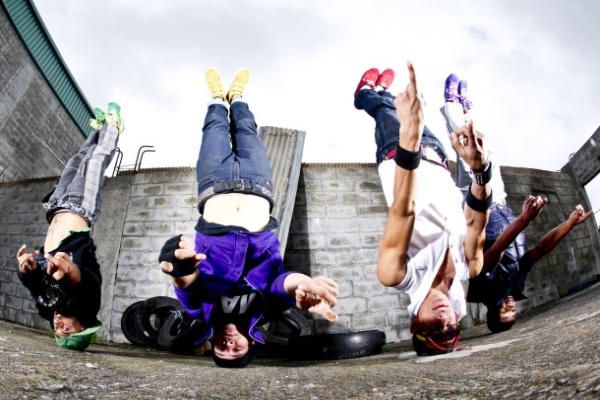 хип-хоп турнир в Германии