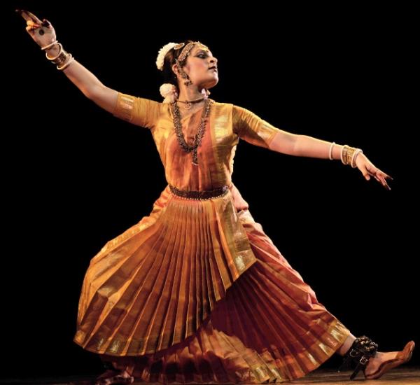 Индийский танец Бхаратанатьям