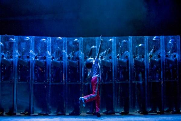 Афроамериканский хореограф Билл Джонс