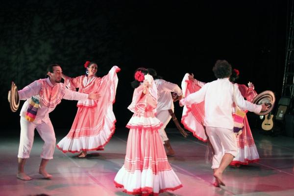 Колумбийские народные танцы – гармоничное сочетание трех культур