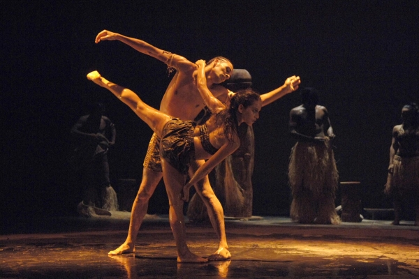 Возможность самовыражения через танец Contemporary Dance