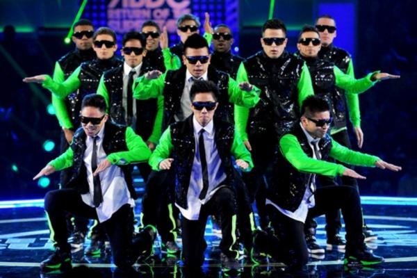 Elektrolytes – победители седьмого сезона шоу Короли танцпола
