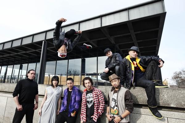 Танцевальный коллектив Flying steps