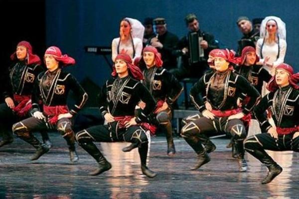 Грузинские народные танцы – традиции, дошедшие до наших дней