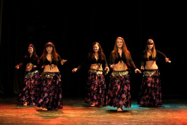 Гавэйзи – танцевальный шедевр Востока