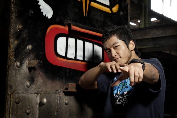 Интервью корейского би-боя Hong10