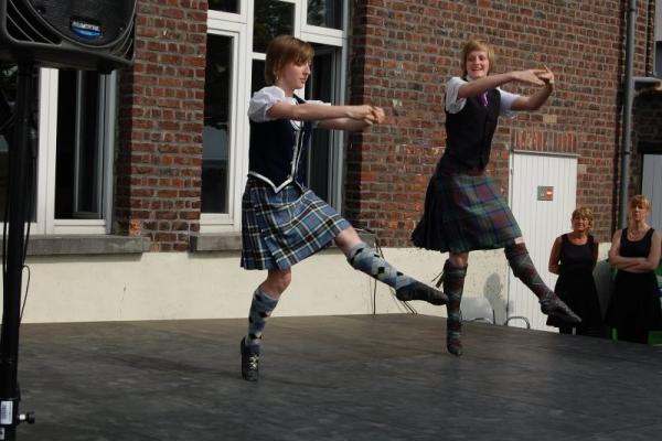 Хайланд - шотландские традиции в одном танце
