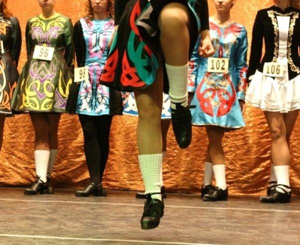 Джига - танец предков