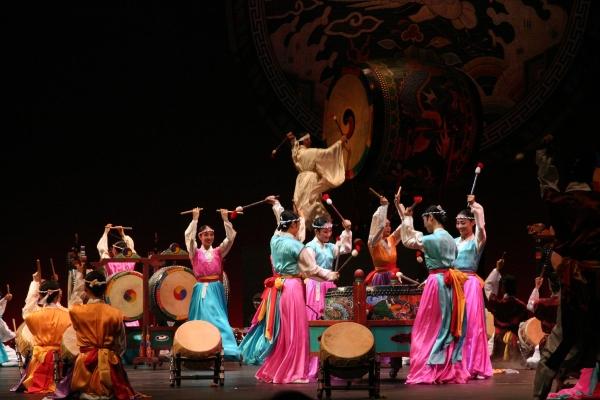 Jeonjae – корейский придворный танец