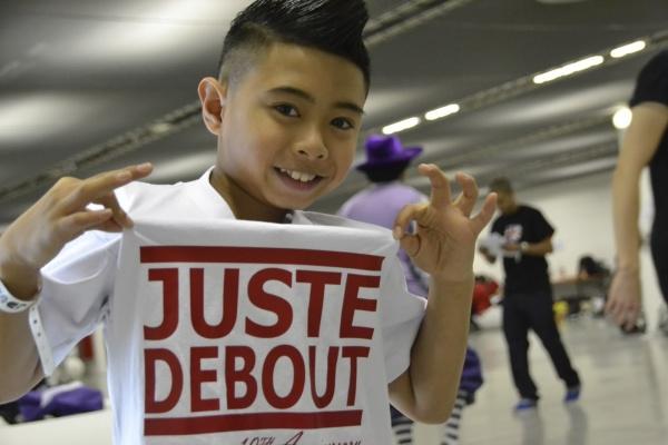 Juste Debout – основание фестиваля